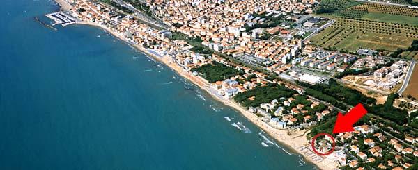 Appartamenti Toscana sul mare