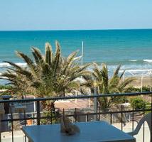 Balcone, Ville Paola e Daniela appartamenti Toscana sul mare