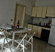 Cucina Ville Paola e Daniela appartamenti Toscana sul mare