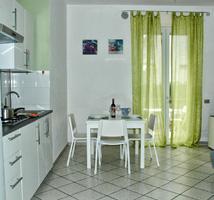 Sala appartamento Ville Paola e Daniela appartamenti Toscana sul mare